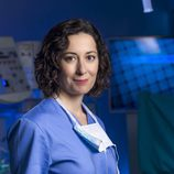 Elvira Cuadrupani es la Dra. Soto en 'Centro médico', serie de La 1