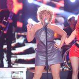 Laura Amorós es Tina Turner en la sexta gala de 'Tu cara no me suena todavía'