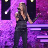 Libertad Fajardo es Alicia Keys en la sexta gala de 'Tu cara no me suena todavía'