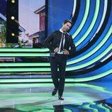 Alonso Cage es Michael Bublé en la sexta gala de 'Tu cara no me suena todavía'