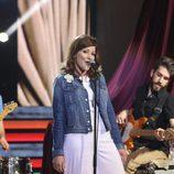 Arantxa Elvias es Amaia Montero en la sexta gala de 'Tu cara no me suena todavía'