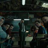 Álvaro Morte, el profesor en el 1x01 de 'La Casa de Papel'