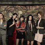 El reparto femenino de 'La Casa de Papel'