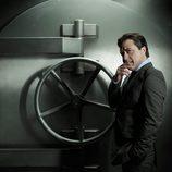 Enrique Arce es Arturo  en 'La Casa de Papel'
