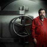 Paco Tous es Moscú en 'La Casa de Papel'