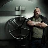 Roberto García es Oslo en 'La Casa de Papel'