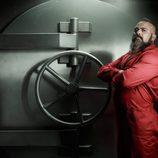 Roberto García interpreta a Oslo en 'La Casa de Papel'