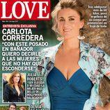 Carlota Corredera protagoniza una portada de revista en bañador