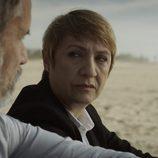 Blanca Portillo y Francesc Garrido en el capítulo final de 'Sé quién eres'