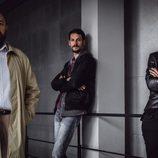 Eva Santolaria, Pepón Nieto y Biel Durán en las fotos promocionales de 'Sé quién eres'