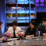 Los Jonas Brothers en El Hormiguero