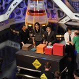 Los Jonas Brothers en 'El Hormiguero' con Jandro