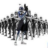 Imagen de la serie de animación 'Star Wars: The Clone Wars'