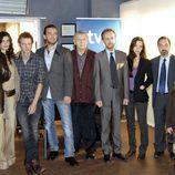 Presentación 'Guante blanco', serie de Televisión Española