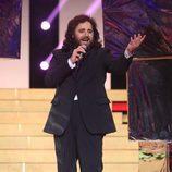 Manu Rodríguez interpreta a Camilo Sexto en la séptima gala de 'Tu cara no me suena todavía'