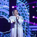 Madeleheine es Isabel Pantoja en la séptima gala de 'Tu cara no me suena todavía'