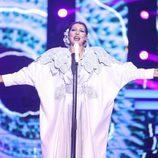 Madeleheine interpreta a Isabel Pantoja en la séptima gala de 'Tu cara no me suena todavía'