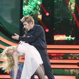 Julián Lladó es Ronan Keating en la séptima gala de 'Tu cara no me suena todavía'
