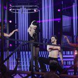 Georgia Stewart interpreta a Lady Gaga en la séptima gala de 'Tu cara no me suena todavía'