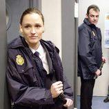 Laura Pamplona, en la serie 'Policías, en el corazón de la calle'