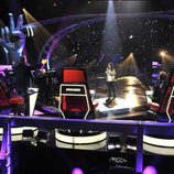 Actuación de Rocío Aguilar, ganadora de 'La Voz Kids'