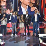 Los tres finalistas de 'La Voz Kids'