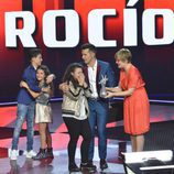 Rocío Aguilar la ganadora de 'La Voz Kids'