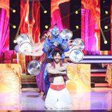 El genio de Aladdin en la octava gala de 'Tu cara no me suena todavía'