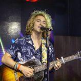 Manel Navarro canta en el Euroclub de Kiev