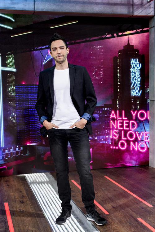 David Guapo, colaborador de 'All you need is love... o no'