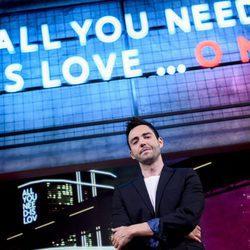 David Guapo es uno de los colaboradores de 'All you need is love... o no'