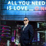 Risto Mejide es el presentador de 'All you need is love... o no'