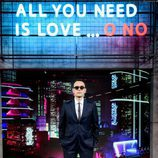 Risto Mejide en el plató de 'All you need is love... o no'