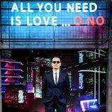 Risto Mejide en el plató de 'All you need is love... o no'