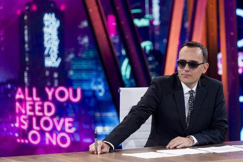Risto Mejide, al frente de 'All you need is love... o no'