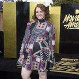 Shannon Purser, en la gala MTV Movie & TV Awards 2017