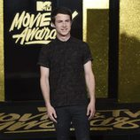 Dylan Minnette, en la gala MTV Movie & TV Awards 2017