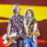Manel Navarro canta 'Do It For Your Lover' en el tercer ensayo de Eurovisión 2017