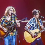 El tercer ensayo de Manel Navarro en el Festival de Eurovisión 2017