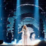 Lindita (Albania) en la Primera Semifinal de Eurovisión 2017