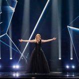 Blanche (Bélgica) en la Primera Semifinal de Eurovisión 2017