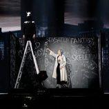 Dihaj (Azerbaiyán) en la Primera Semifinal de Eurovisión 2017