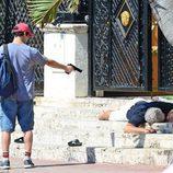 Darren Criss y Édgar Ramírez  'The Assassination of Gianni Versace: American Crime Story'