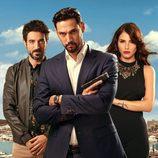 Pau Cólera, Stany Coppet y Andrea Duro en 'Perdóname Señor'