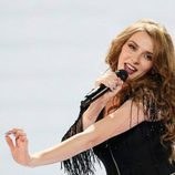 Jana Burceska (Macedonia) en la Segunda Semifinal de Eurovisión 2017