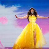 TimeBELLE (Suiza) en la Segunda Semifinal de Eurovisión 2017