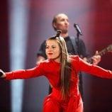 Fusedmarc (Lituania) en la Segunda Semifinal de Eurovisión 2017