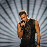 IMRI (Israel) en la Segunda Semifinal de Eurovisión 2017