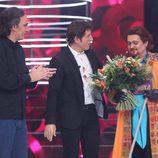 Germán Scasso gana la novena gala de 'Tu cara no me suena todavía' como Tino Casal