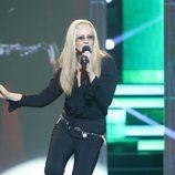 Rudy Black imita a Anastacia en la novena gala de 'Tu cara no me suena todavía'